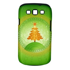 Beautiful Christmas Tree Design Samsung Galaxy S III Classic Hardshell Case (PC+Silicone)