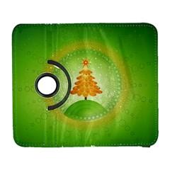 Beautiful Christmas Tree Design Galaxy S3 (Flip/Folio)
