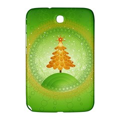 Beautiful Christmas Tree Design Samsung Galaxy Note 8.0 N5100 Hardshell Case