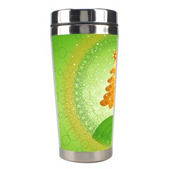Beautiful Christmas Tree Design Stainless Steel Travel Tumblers