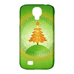 Beautiful Christmas Tree Design Samsung Galaxy S4 Classic Hardshell Case (PC+Silicone)