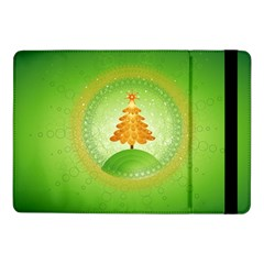 Beautiful Christmas Tree Design Samsung Galaxy Tab Pro 10.1  Flip Case