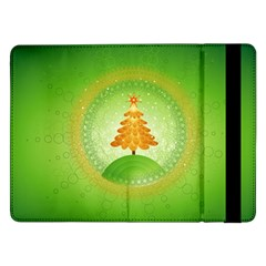 Beautiful Christmas Tree Design Samsung Galaxy Tab Pro 12.2  Flip Case