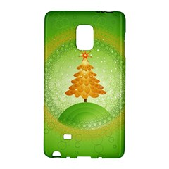 Beautiful Christmas Tree Design Galaxy Note Edge