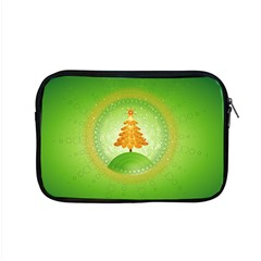 Beautiful Christmas Tree Design Apple MacBook Pro 15  Zipper Case