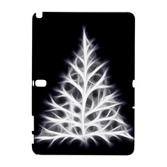Christmas fir, black and white Galaxy Note 1