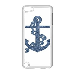 Anchor Pencil drawing art Apple iPod Touch 5 Case (White)