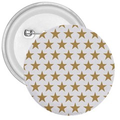 Golden stars pattern 3  Buttons