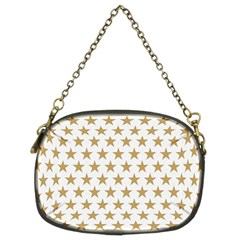 Golden stars pattern Chain Purses (Two Sides)