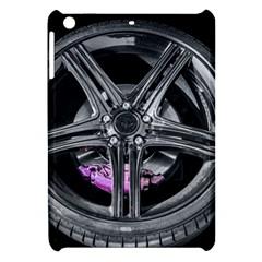 Bord Edge Wheel Tire Black Car Apple iPad Mini Hardshell Case