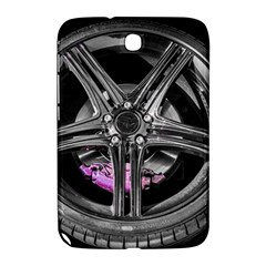 Bord Edge Wheel Tire Black Car Samsung Galaxy Note 8.0 N5100 Hardshell Case