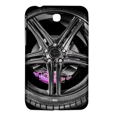 Bord Edge Wheel Tire Black Car Samsung Galaxy Tab 3 (7 ) P3200 Hardshell Case