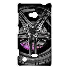 Bord Edge Wheel Tire Black Car Nokia Lumia 720