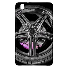 Bord Edge Wheel Tire Black Car Samsung Galaxy Tab Pro 8.4 Hardshell Case