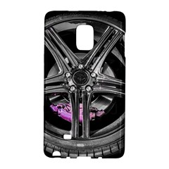 Bord Edge Wheel Tire Black Car Galaxy Note Edge