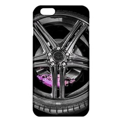 Bord Edge Wheel Tire Black Car iPhone 6 Plus/6S Plus TPU Case