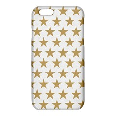 Golden stars pattern iPhone 6/6S TPU Case