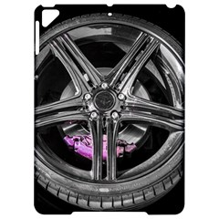 Bord Edge Wheel Tire Black Car Apple iPad Pro 9.7   Hardshell Case