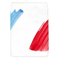 Tricolor banner france Flap Covers (S)