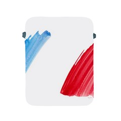 Tricolor banner france Apple iPad 2/3/4 Protective Soft Cases