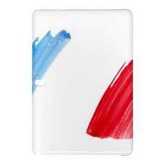 Tricolor banner france Samsung Galaxy Tab Pro 12.2 Hardshell Case