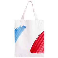 Tricolor banner france Classic Light Tote Bag