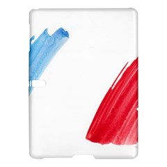 Tricolor banner france Samsung Galaxy Tab S (10.5 ) Hardshell Case