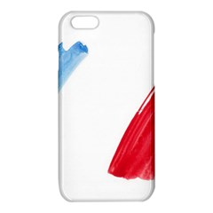 Tricolor banner france iPhone 6/6S TPU Case
