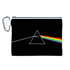 Pink floyd  Canvas Cosmetic Bag (L)