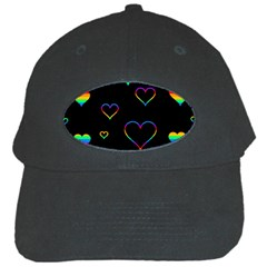 Rainbow harts Black Cap