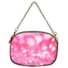 Pink diamond Chain Purses (One Side)