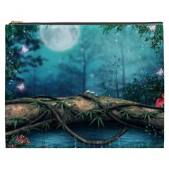 Mysterious fantasy nature Cosmetic Bag (XXXL)
