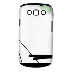 Car Love Birds Birds Pink Car Samsung Galaxy S III Classic Hardshell Case (PC+Silicone)