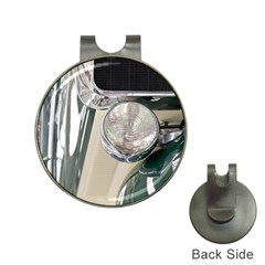 Auto Automotive Classic Spotlight Hat Clips with Golf Markers