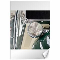 Auto Automotive Classic Spotlight Canvas 12  x 18