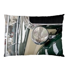 Auto Automotive Classic Spotlight Pillow Case