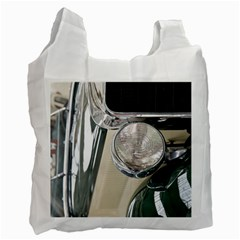 Auto Automotive Classic Spotlight Recycle Bag (Two Side)