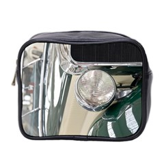 Auto Automotive Classic Spotlight Mini Toiletries Bag 2-Side