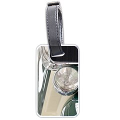 Auto Automotive Classic Spotlight Luggage Tags (One Side)