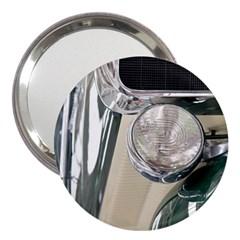 Auto Automotive Classic Spotlight 3  Handbag Mirrors