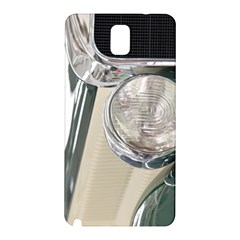 Auto Automotive Classic Spotlight Samsung Galaxy Note 3 N9005 Hardshell Back Case