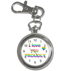 Proudly love Key Chain Watches