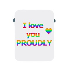 Proudly love Apple iPad 2/3/4 Protective Soft Cases