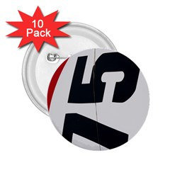 Car Auto Speed Vehicle Automobile 2.25  Buttons (10 pack)