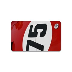 Car Auto Speed Vehicle Automobile Magnet (Name Card)