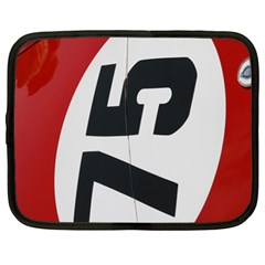 Car Auto Speed Vehicle Automobile Netbook Case (XL)