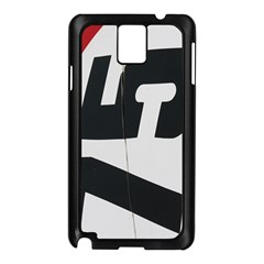Car Auto Speed Vehicle Automobile Samsung Galaxy Note 3 N9005 Case (Black)