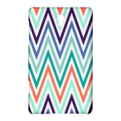 Chevrons Colourful Background Samsung Galaxy Tab S (8.4 ) Hardshell Case