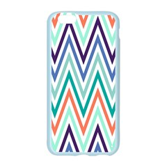Chevrons Colourful Background Apple Seamless iPhone 6/6S Case (Color)