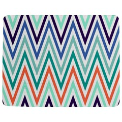 Chevrons Colourful Background Jigsaw Puzzle Photo Stand (Rectangular)